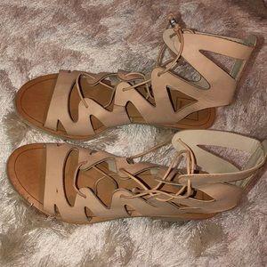 Brand new dolce vita heeled sandals